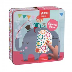 Stickerspel Olifant | Apli Kids -