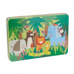 Puzzel Jungle | Apli Kids -