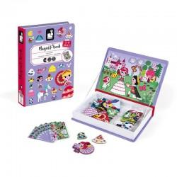Magneetboek prinses | Janod -