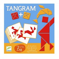Spel Tangram   Djeco -