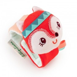 Armband rammelaar Alice Vos | Lilliputiens -