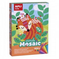 Mozaiek Animals | Apli Kids -
