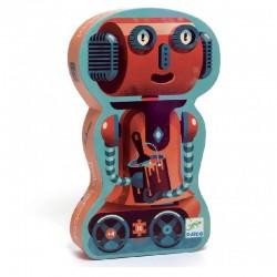Puzzel Bob de Robot | Djeco -