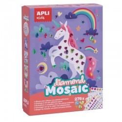 Mozaiek Eenhoorn | Apli Kids -