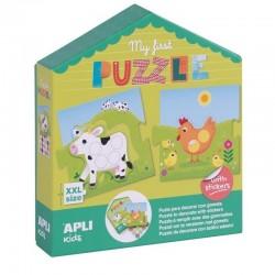 Mijn eerste puzzel XXL | Apli Kids -