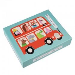 Puzzels Transport   Rex London -
