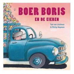 Boer Boris en de eieren | Prentenboek -