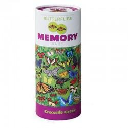 Memory Butterflies / Vlinders | Crocodile Creek -