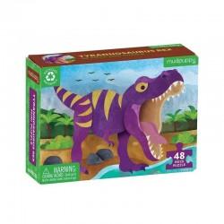 Mini Puzzel Tyrannosaurus Rex | Mudpuppy -