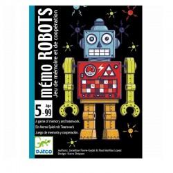 Memo Robots | Djeco -