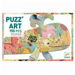 Puzzel Art Whale | Djeco -