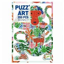 Puzzel Art Monkey / Aap   Djeco -