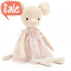Knuffel Jolie Mouse | Jellycat -