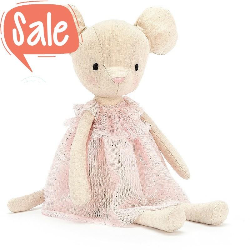 Knuffel Jolie Mouse   Jellycat -