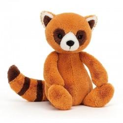 Knuffel Bashful Rode Panda   Jellycat -