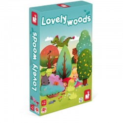 Lovely Woods | Janod -