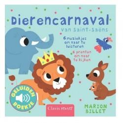 Geluidenboekje Dierencarnaval -