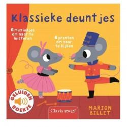 Geluidenboekje Klassieke Deuntjes -