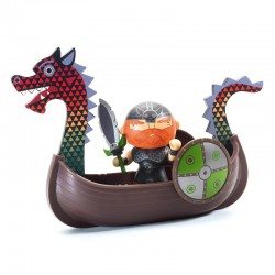 Drack & Ze Drakkar | Djeco | Arty Toys -