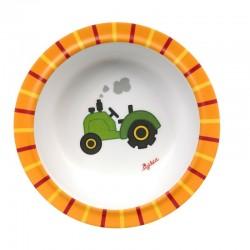 sigikid melamine schaal tractor