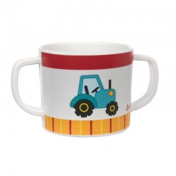 Melamine beker Tractor | Sigikid -