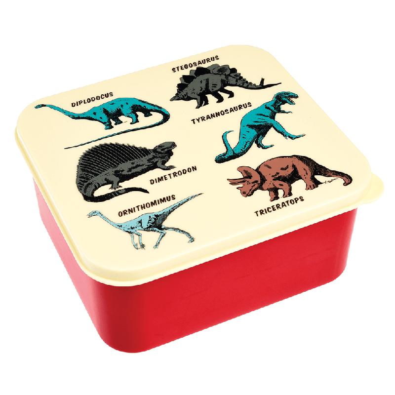 Broodtrommel Dino's | Rex London -