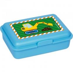 spiegelburg broodtrommel graafmachine lunchbox