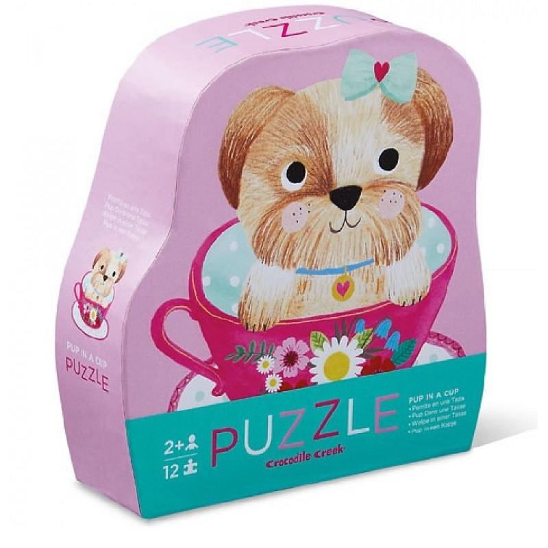 Puzzel Pup in a Cup | Crocodile Creek -