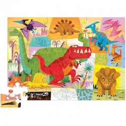 Puzzel Dinosaurus | Crocodile Creek -