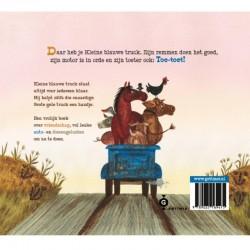 Kleine Blauwe Truck | Prentenboek -