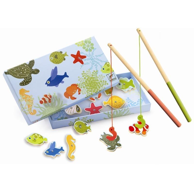 Visjes vangen tropische vissen | Djeco -