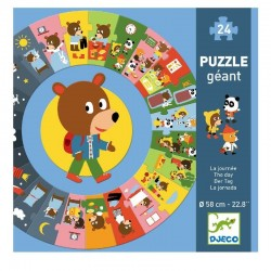 Puzzel The Day | Djeco -