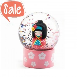 Mini Sneeuwbol So Cute Kokeshi | Djeco -