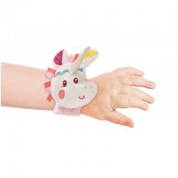 Armband rammelaar Louise Eenhoorn | Lilliputiens -